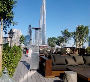 Taj Hotel Rooftop