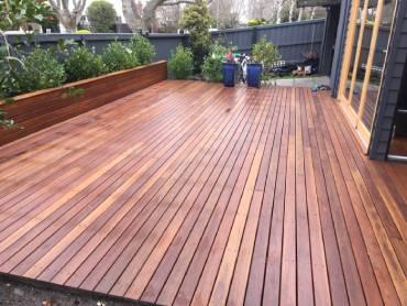 timber-decking